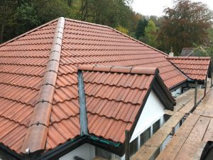 Chester Tiled Roof
